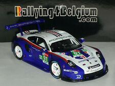 1/43 Spark Porsche 911 RSR #91 Rothmans Le Mans 18 Bruni Makowiecki Lietz S7032