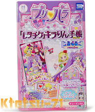 PriPara Kirarin Memo pad & PriTicket 1 pack Cosplay Cards SALE!