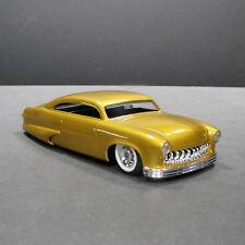 """NB329 Jimmy Flintstone 1/25th scale 1949/50, Ford custom """"Golden Shower"""""""