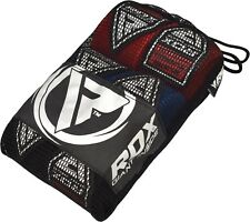 RDX MMA Boxing 3 Pairs Hand Wraps Inner Glove Fist Protector Muay Thai Bandages