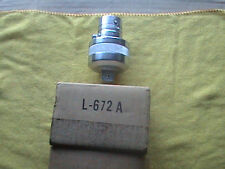 "Snap-On USA vintage 3/4"" drive ratchet adapter 3-15/16"" long L672A NOS"