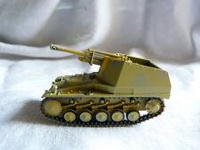 Tank char blindé  2ème guerre mondiale - 1/72 - A identifier -Wespe URSS Kharkov