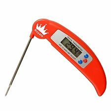 Royale Digital Thermometer (Red)