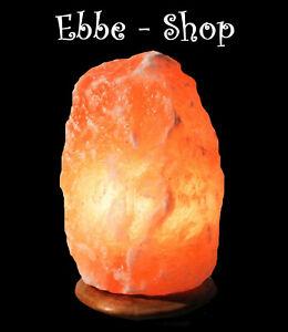 Salzlampe 7 - 10 Kg Salzleuchte Salzkristall-Lampe Stein Premiumqualität