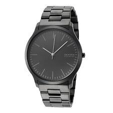 Skagen Jorn SKW6563 Men's 41mm Black Dial Stainless Steel Watch