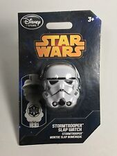 Star Wars Stormtrooper Digital Slap Watch Authentic Disney Store New Hope Empire