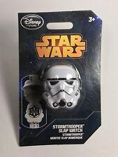 Star Wars Stormtrooper Digital Slap Watch Authentic Disney Store New Hope Empire
