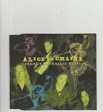 Alice In Chains Heaven Beside You CD 2 Single 3 Live Tracks Good Condition