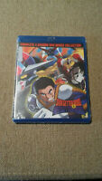 SHIN GETTER ROBO VS NEO GETTER ROBO OVA BLU RAY DISCOTEK MEDIA EASTERN STAR NEW
