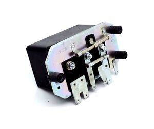 CONTROL BOX (22 amp) FOR FORD 2000 3000 4000 5000 7000 TRACTORS.