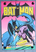 Batman Poster Neal Adams 1976 EHAPA National Periodical Publications Plakat
