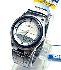 New Casio AW-80D-7A Sports Analog Digital Databank World Time Alarm Men's Watch