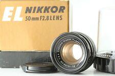 [Good condition] Nikon EL-Nikkor 50mm f2.8 Enlarging Lens from Japan