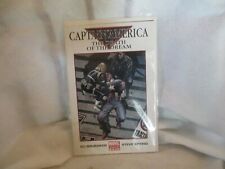 Captain America The Death Of The Dream #25 2Nd Print Variant Cover Unread