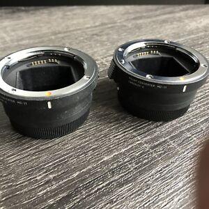 Sigma MC-11 Canon EF-E Mount Convertor to Sony E Mount - Excellent Condition