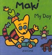 My Day  (ExLib, NoDust) by Carolyn Perkes; Zanimo