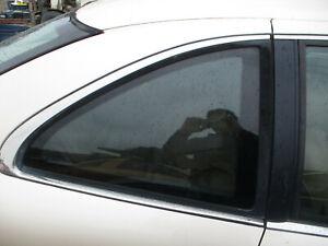 PASSENGER  REAR Quarter Glass Lincoln Mark VIII 93 94 95 96 # #