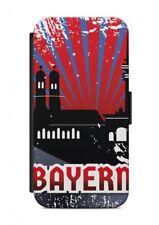 Sony Xperia München Bayern  Flipcase Tasche Hülle Case Cover Schutz Handy