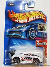 Hot Wheels 2004 Primero Ediciones Tooned Toyota MR2 #038 Precinto de Fábrica