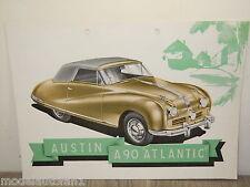 Folder/Brochure Austin A90 Atlantic *4433