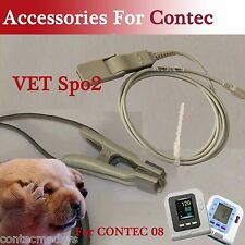 VET Veterinary Spo2 probe sensor for blood pressure monitor CONTEC08A 08C,SALE