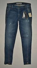 New Women's sz 27 GUESS Low Rider High Rise Skinny Jeans - Everly Wash