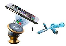 Cell Phone Holder Universal Mobile Phone Car Mount comes with free phone charger