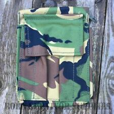 DPM A6 NOTEPAD HOLDER - Notebook Cover Pouch Folder Pocket British Army Camo