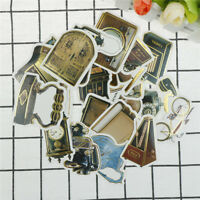 24x Retro Moment Nostalgic Hand Account Sticker DIY Scrapbook Label  ZR