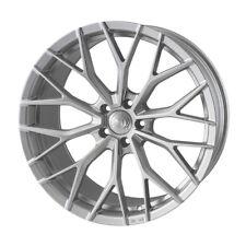 "20"" Quantum 44 SFF2 wheels quartz Argent AUDI A5 A7 MERCEDES CLS 5x112 Flux Forme"