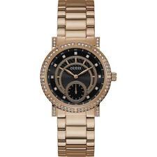 Reloj Guess mujer metal Cob.esf.neg.zirc