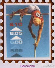 Yt2760 JEUX OLYMPIQUES ETE  ESPAGNE   FRANCE  FDC Enveloppe Lettre Premier jour