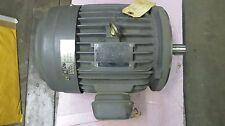 GE GENERAL PURPOSE AC MOTOR 3 PHASE 230/460 VOLT 1750 RPM KEYED SHAFT