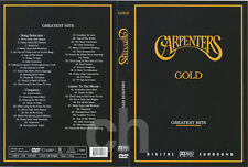 Carpenters - GOLD  DVD NEW