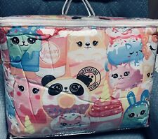 Justice Dream Sweeter Twin Bed In A Bag Donut/Ice Cream/Panda/Unicorn Super Cute