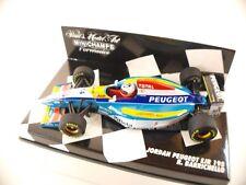 Minichamps F1 Jordan Peugeot ERJ 195 R.Barrichello 1/43 boxed / en boîte MIB