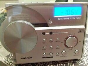Digitalradio mit cd