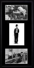 Charlie Chaplin Framed Photographs PB0056