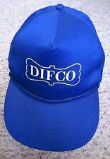 BD DIFCO logo snapback cap Dehydrated Culture Media baseball hat medical supply