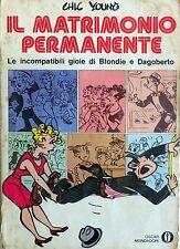 OSCAR MONDADORI CHIC YOUNG IL MATRIMONIO PERMANENTE 1972 FUMETTO