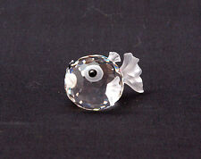 Swarovski Crystal South Sea - Mini Blowfish 7668 NR 020 000 Retired