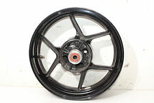 12-16 Kawasaki Ninja 650 EX650 EX650E Rear Back Wheel Rim Black 41073-0568-QT