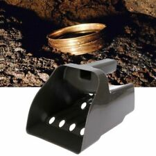 Sand Scoop for Metal Detecting Treasure Hunting Sifter Beach Shovel Gold Mining