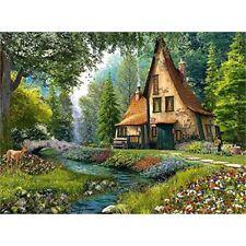 Jigsaw Puzzle 2000 Pieces - Dominic Davison - Toadstool Cottage - Csc200634