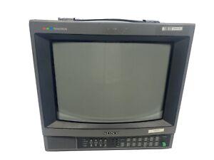 Sony PVM 1440 Monitor like Sony PVM/BVM Gaming / Broadcast monitor