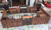 Play Mobil Fort Union Vintage 3420