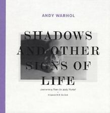 Andy Warhol - Shadows and Other Signs of Life by Benjamin H. D. Buchloh