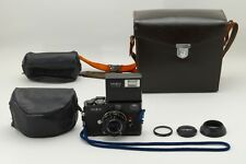 【Name entered!! Rare!Near Mint++】Minolta CLE Rangefinder Camera w/ 40mm F2 Lens