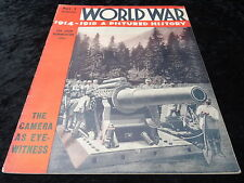 The World War 1914/18 A Pictured History - Part 7 - Pub 1934