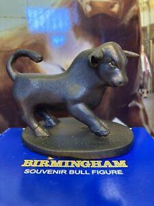 Birmingham Souvenir Bullring Bull - 3D Souvenir with Base